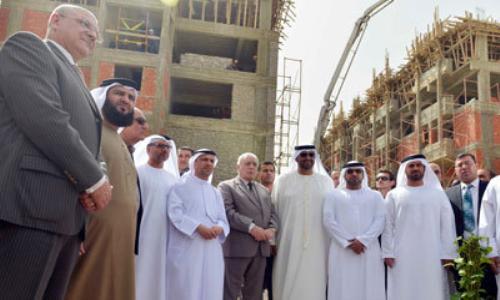 الإمارات تدعم خطة متكاملة للنهوض بالاقتصاد المصري