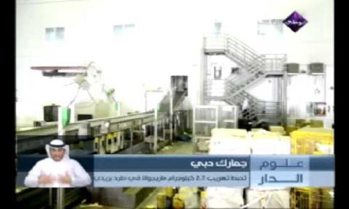 جمارك دبي تحبط تهريب 3,6 كيلو جرام من الأفيون المخدرة