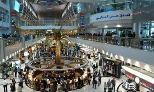 18 مليون مسافر في مطار دبي خلال ثلاثة أشهر