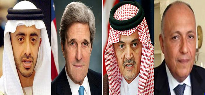 مباحثات أمريكية مع دول المنطقة لمكافحة  داعش