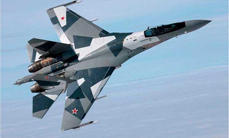سقوط طائرة روسية في سوريا ومقتل طاقمها