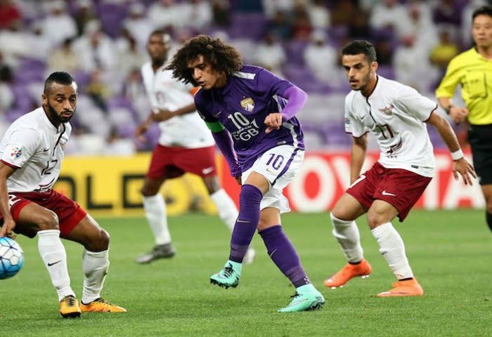 العين يخسر أمام الجيش القطري في أولى مبارياته الآسيوية