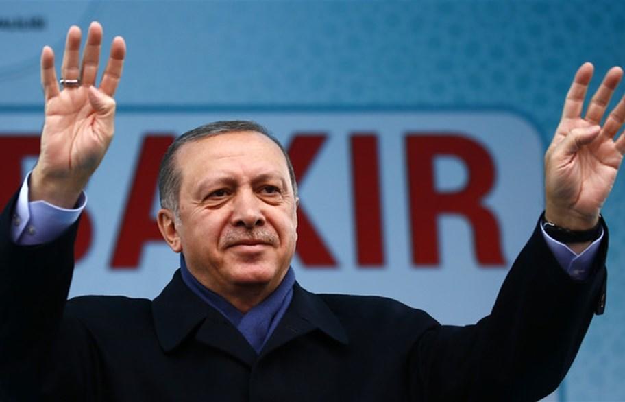 أردوغان يتوعد قادة أوروبا ويصفهم بـ التحالف الصليبي