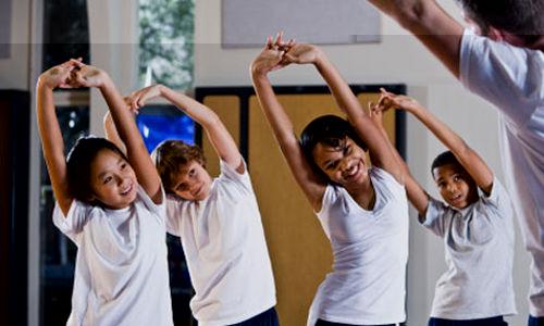 الرياضة تعزز اللياقة الذهنية والجسدية للأطفال