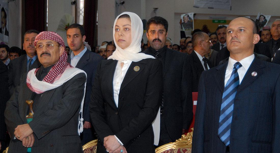 العراق يطالب الأردن بتسليم رغد ابنة صدام حسين