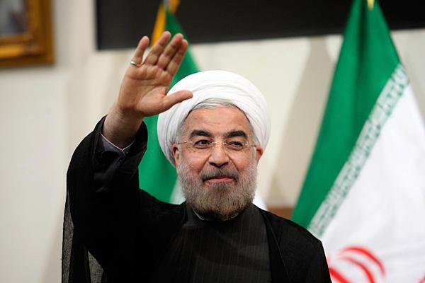 روحاني يستبق مفاوضات اليوم: العقوبات تتهاوى