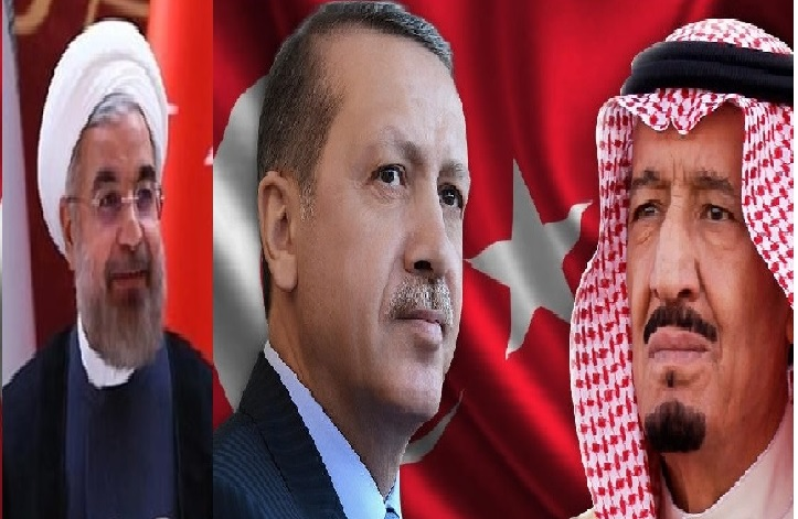 زيارة أردوغان لإيران تثير الجدل حول نتائجها وعلاقتها بـعاصفة الحزم