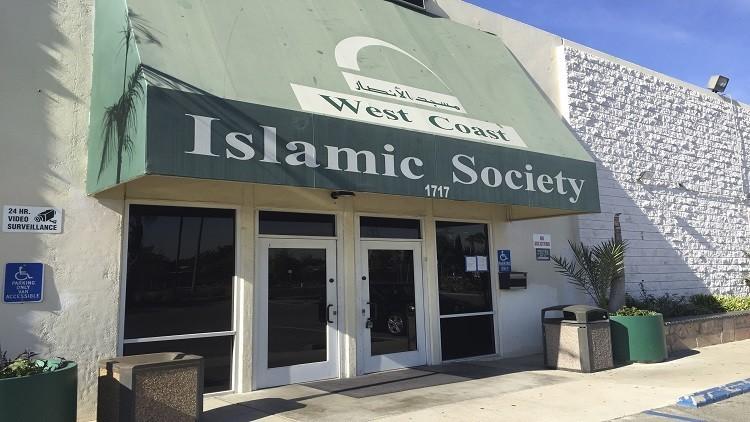 رسائل كراهية إلى مراكز إسلامية في كاليفورنيا