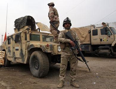 مقتل القائد العسكري لداعش في ديالى شمال بغداد