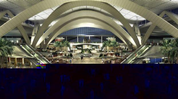 افتتاح مبنى كبار الشخصيات في مطار أبو ظبي