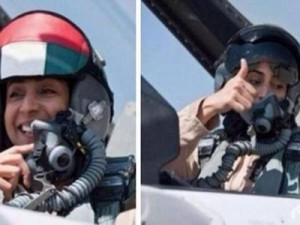 صحيفة تزعم تبرؤ عائلة المنصوري من مريم لمشاركتها ضرب أهداف في سوريا
