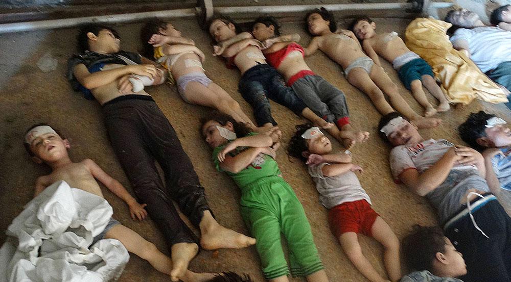 تقرير أممي: نظام الأسد ضالع بـ 3 هجمات كيميائية