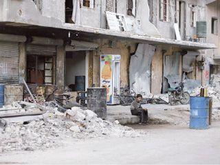 قوات الأسد تستعد لاقتحام حلب و داعش تهجر أهالي دير الزور