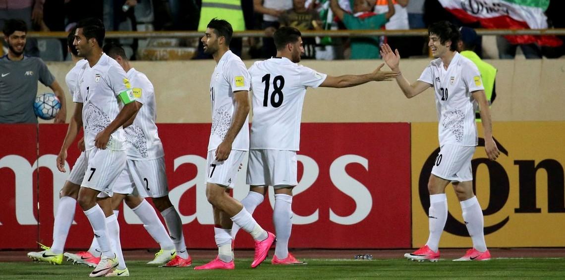 إيران تتأهل لكأس العالم 2018