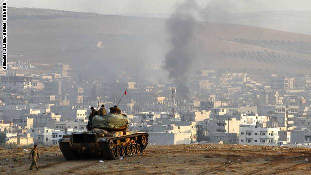 الإندبندنت: توقعات بانتصار داعش بكوباني