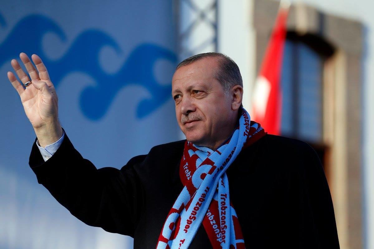 أردوغان يتوعد التنظيمات الإرهابية شمالي سوريا بـمفاجآت