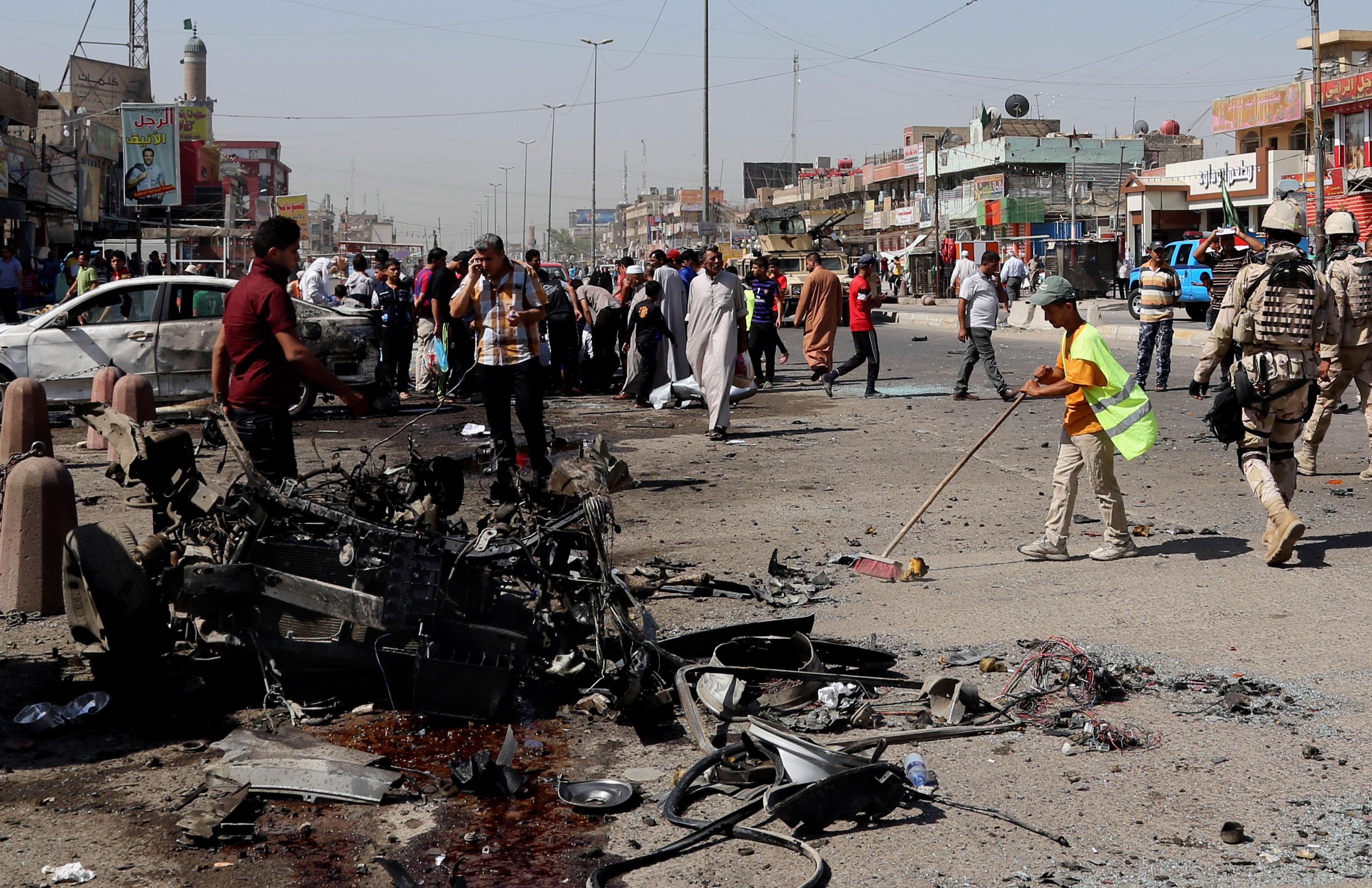 الأمم المتحدة: 4704 شخص ضحايا العنف في العراق خلال شهر