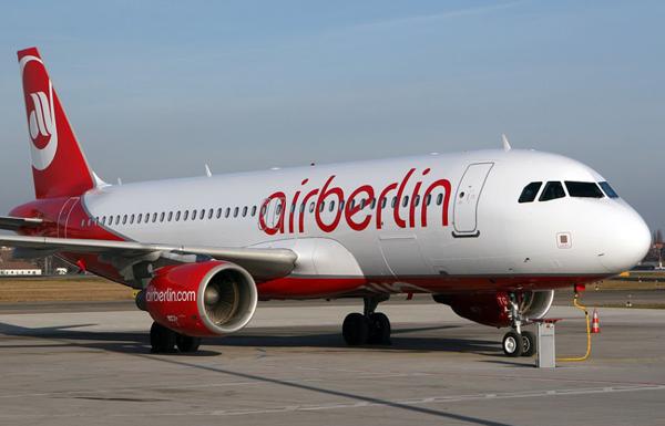 «الاتحاد للطيران»: طيران برلين تقدمت بطلب لوضعها تحت حراسة قضائية