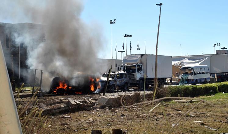 مقتل 6 جنود يمنيين في هجوم للقاعدة شرق البلاد