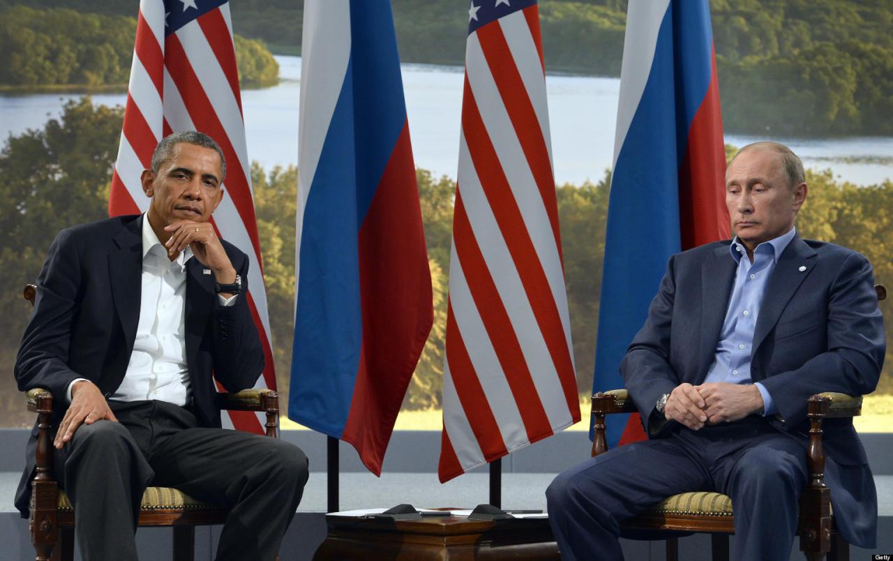 الكرملين: الحوار مع واشنطن مجمد على المستويات كافة