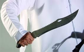 سفراء التوعية يتلقون محاضرة حول مخاطر السلاح الأبيض