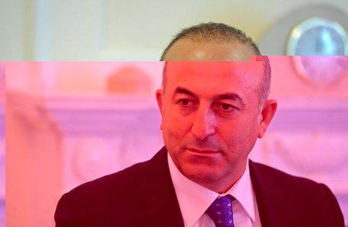 وزير الخارجية التركي يصل العاصمة القطرية