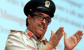 خلفان: تحالف الرئيس اليمني المخلوع صالح مع الحوثيين خطأ فادح