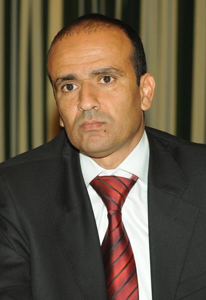 تعيين الجريئ رئيساً لاتحاد شمال أفريقيا لكرة القدم