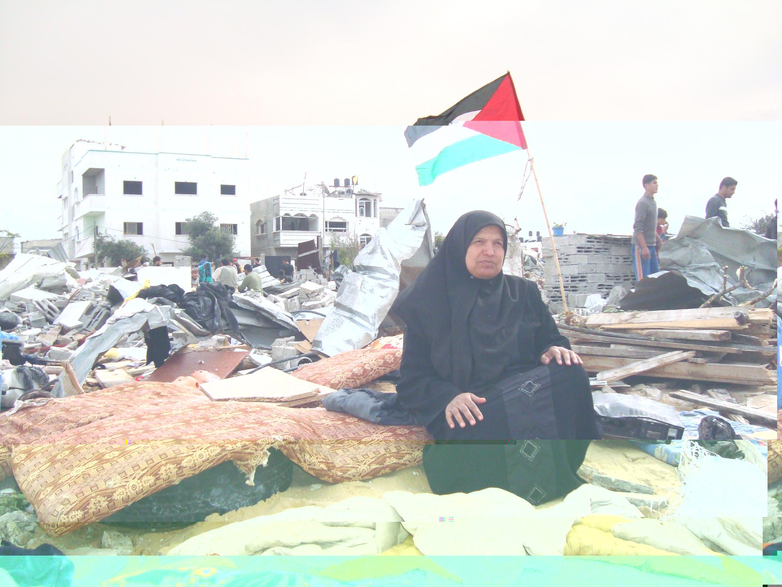 غزة تحتج على آلية الأمم المتحدة لإعادة الإعمار