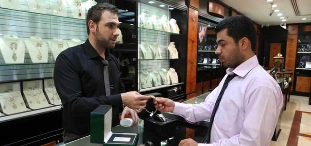 6 مليارات درهم مبيعات الذهب في أبوظبي في 8 أشهر