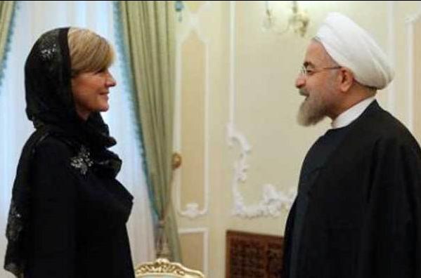 استراليا توقع اتفاقاً استخبارياً مع إيران