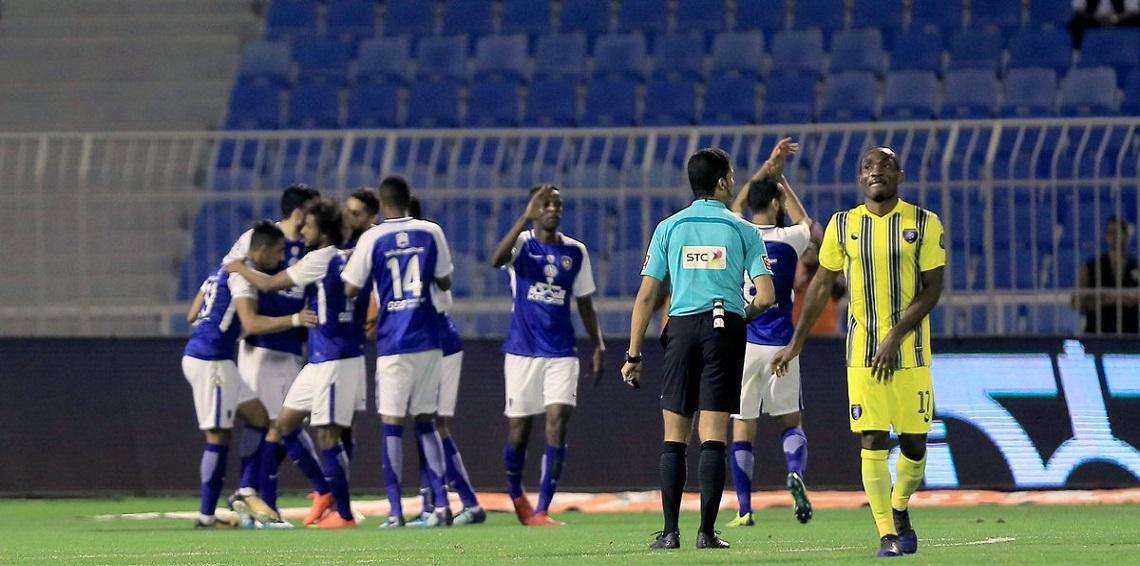 ترتيب الدوري السعودي بعد نهاية الجولة 15