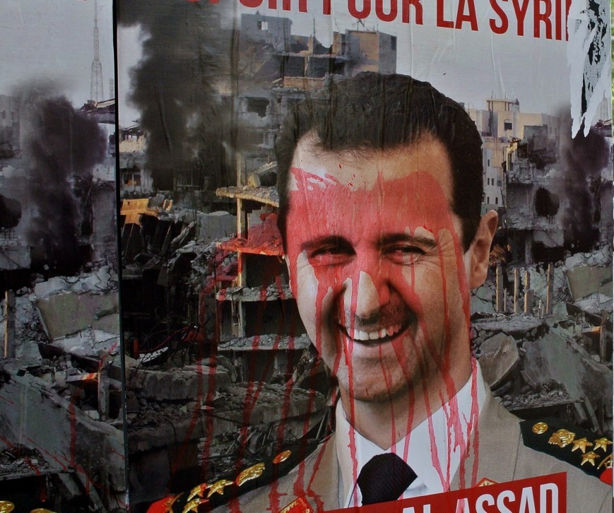 نواب بالكونغرس يطالبون ترامب بالتحرك العاجل لإزاحة الأسد من السلطة