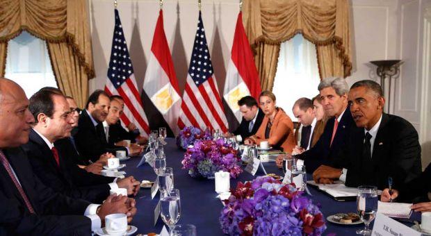 واشنطن تايمز: أمريكا تتجاهل الانتهاكات بمصر.. والحجة داعش