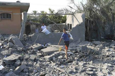فرنسا تدعو جيش الاحتلال وعناصر المقاومة في غزة لضبط النفس