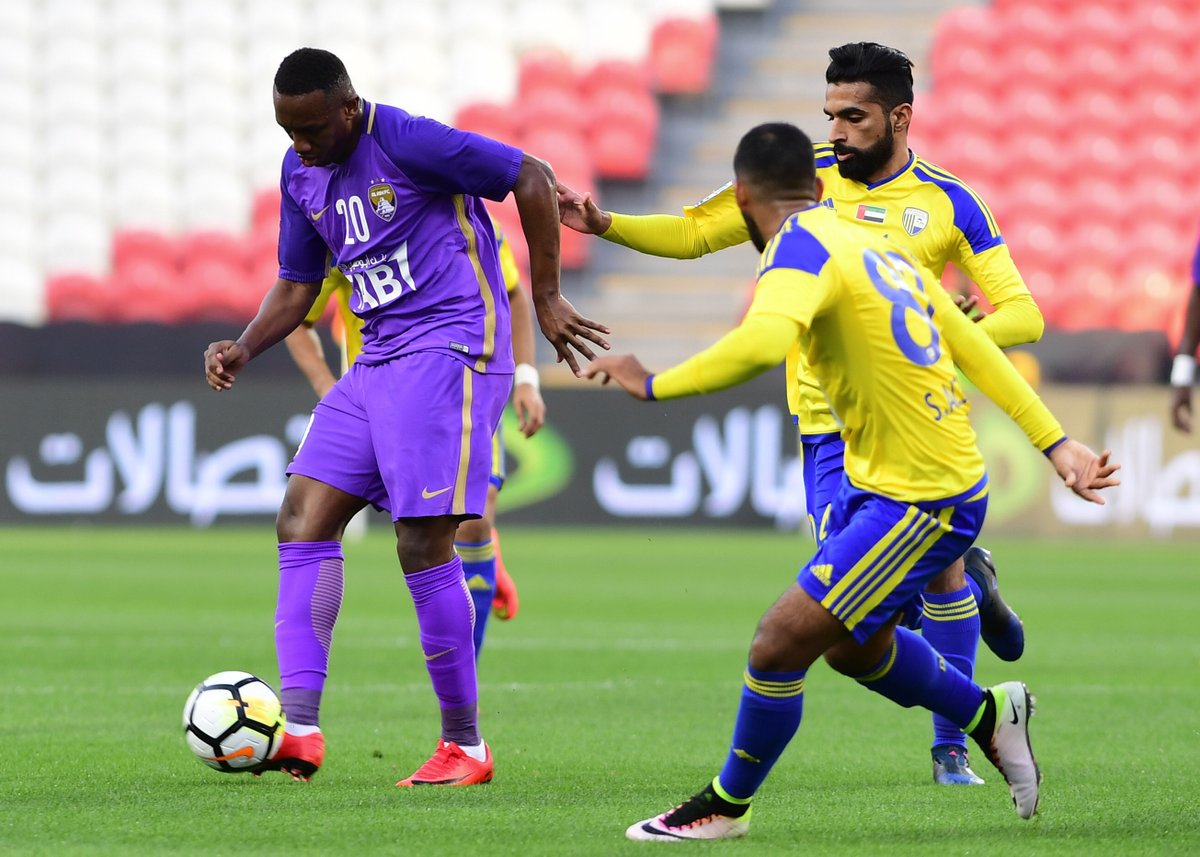 تأهل الوصل والعين لربع نهائي كأس رئيس الإمارات