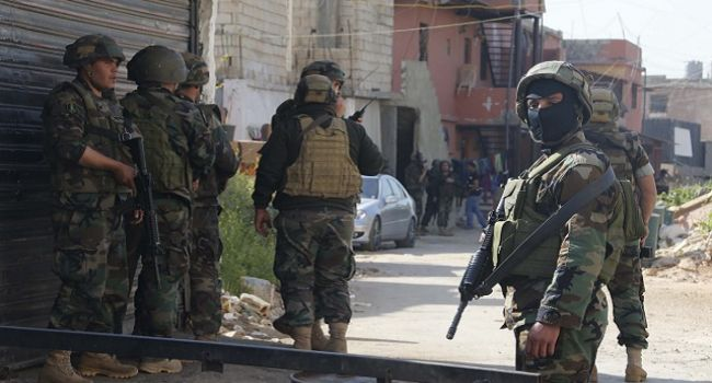 مقتل جنديين لبنانيين في هجوم على دورية للجيش