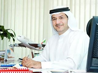 الرضا: سر نجاح طيران الإمارات الخطة الواضحة وفتح الأجواء مع الدول