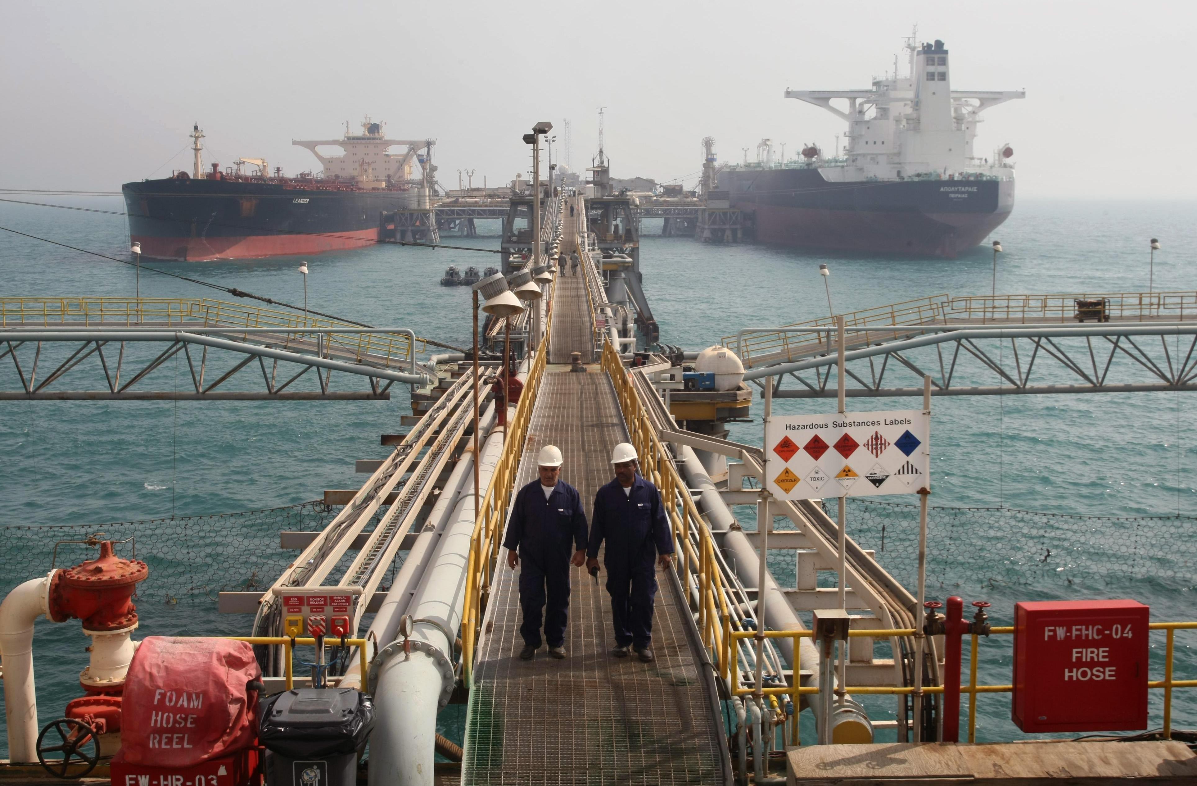 أسعار النفط تقفز إلى أعلى مستوياتها في ثلاثة أشهر