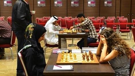 اختتام الجولة الثالثة من بطولة الإمارات الفردية للشطرنج