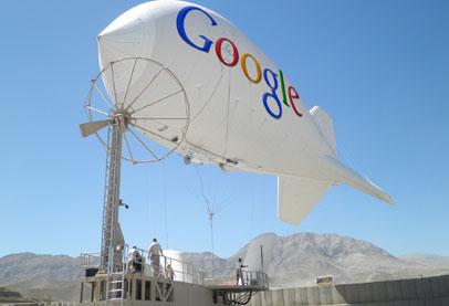 منطاد غوغل يطوف العالم بـ 22 يومًا