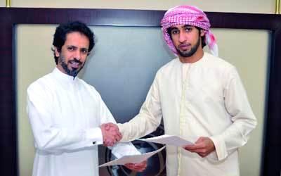 إبراهيم عبدالله لاعب الشباب ينتقل لفريق الشعب على سبيل الإعارة