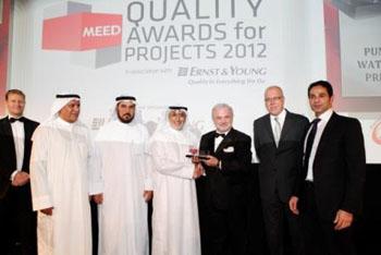ميد للمشاريع: 44 مليار دولار قيمة العقود المبرمة مع الإمارات