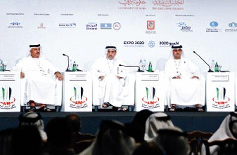 4.4 تريليون درهم تجارة دبي المتوقعة 2020