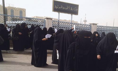 استبدال ثلاثة آلاف وخمسمائة موظف في السعودية
