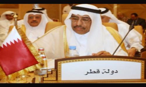 قطر: عملنا على دعم العمل العربي المشترك
