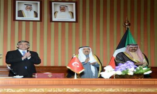 الرئيس التركي يصل الكويت