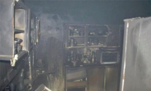 وفاة أربعة سعوديين في حريق بجدة