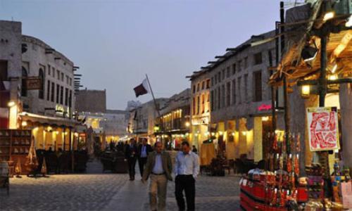 1.3 مليون زائر إلى قطر عام 2013