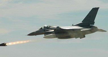 الطيران السعودي والأمريكي يشن 22 غارة على داعش